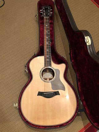 Taylor guitar 814ce