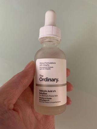 The Ordinary Salicylic Acid 2%