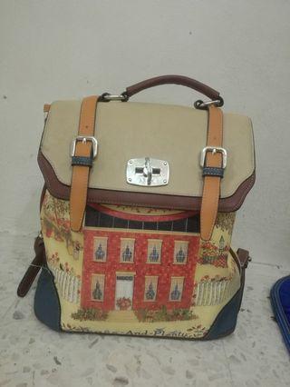 Backpack fullprin mini