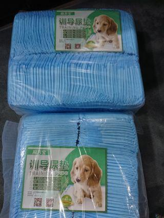 Pee pads for dogs /cats/rabbits/guinea pigs Size S