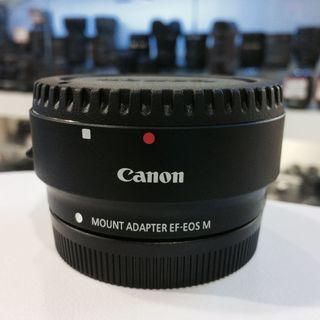 Canon EF-EOS M Mount