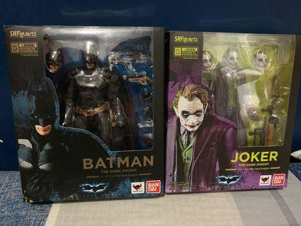 Shf Batman joker