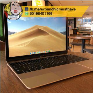 "Macbook 12"" Champagne Gold 512GB SSD 8GB RAM"