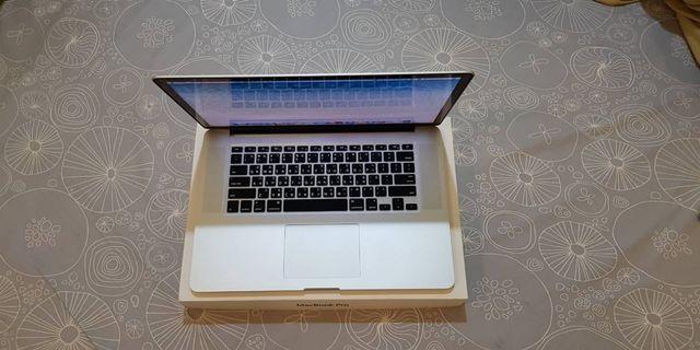 🚚 2015 Macbook Pro Retina 15吋 I7/16G/256G 功能順 98%新