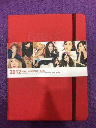 🚚 少女時代2012 diary