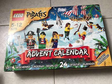 Lego Pirates Advent calendar