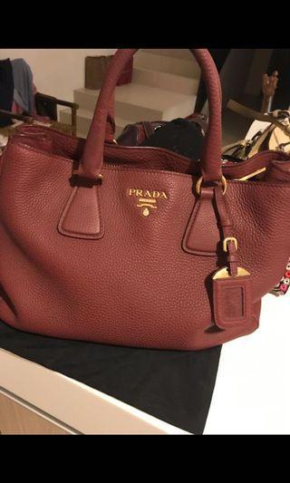 Prada Bag Red (original)