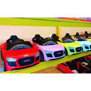 Electric Children Car Sport Audi with remote rechargeable