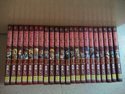 Selling old mangas