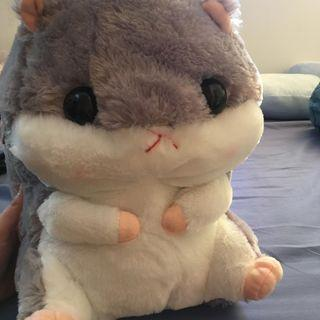 [Reserved] Hamster Plush with Blanket