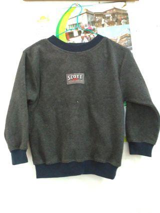 Sweater anak/jaket anak 4-7 th