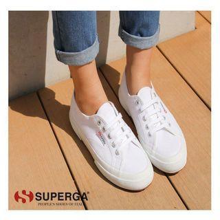 SUPERGA 2750 小白鞋