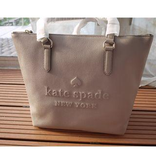 NEW Kate Spade New York Leather Tote Bag