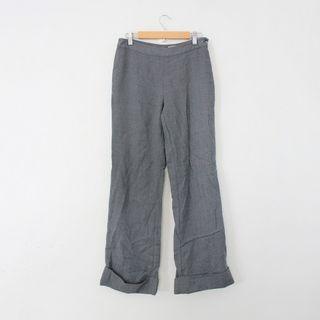 Vintage SUZUYA Light Gray Wool Pants