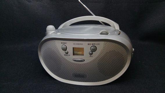 🚚 聲寶牌 ak-w903ul手提音響(近新零件機)