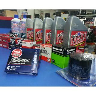 Lucas Oil 10w-50 Engine Oil Package