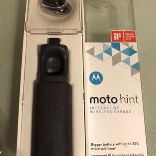 Moto Hint  2nd Gen. 超迷你藍牙耳機