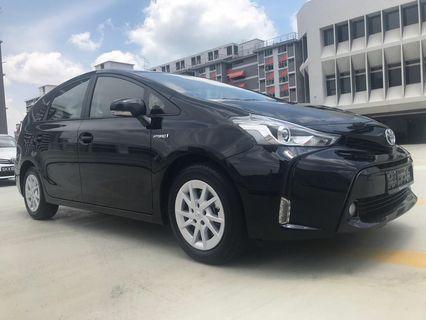 Toyota PRIUS PLUS (AUTO)
