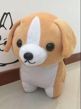 Amuse Beagle Dog Plush