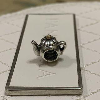 PANDORA TT teapot charm
