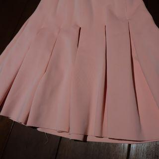 ZARA - Baby Pink Cheerleader Skirt