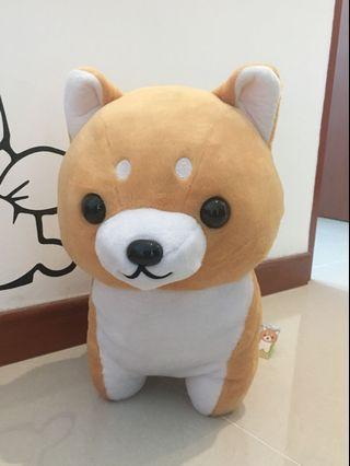 Amuse Shiba Inu Dog Plush