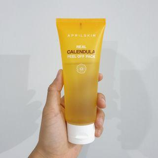 APRILSKIN Real CALENDULA peel off pack