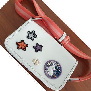 Coach - Beige Small Handbag