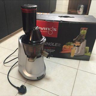 Slightly Used Kuvings Whole Slow Juicer: KUVINGS NS-321 (B3000) GRAY Color