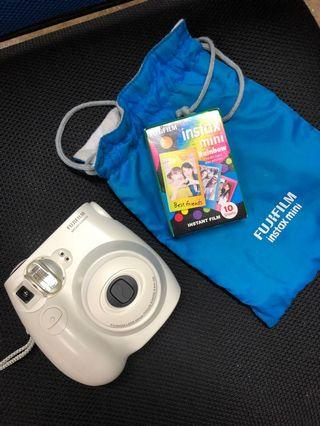 Fujifilm instal mini 即影即有 連彩色相紙一盒