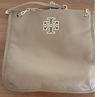 🚚 Tory Burch - Yellow Brown Cross Body Bag