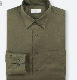 Men premium linen shirt