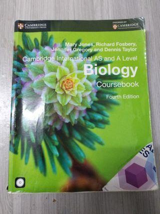 ORGINAL Full colour IGCSE Biology Textbook