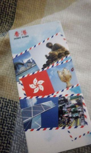 Assorted Hong Kong sourvenirs with boxes