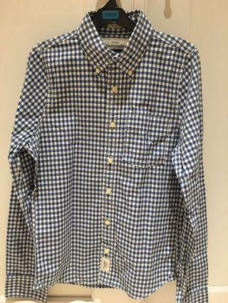 Abercrombie & Fitch A&F Musle Man Shirt