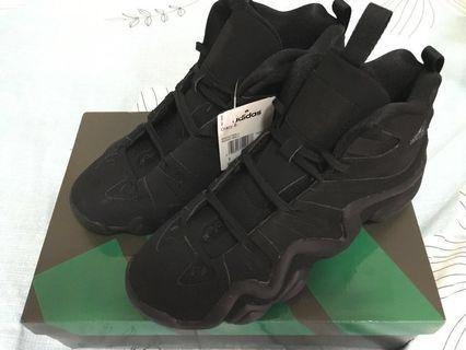 全新正貨 Adidas Crazy 8 US 9.5 Kobe Bryant 高比拜仁 專用球鞋