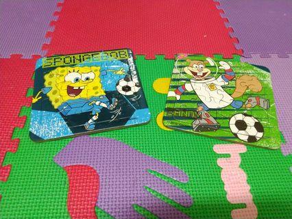 Puzzle spongeboob