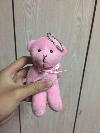 🚚 粉紅小熊