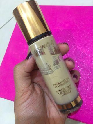 TISGRATIS / Giveaway O.TWO.O Invisible Cover Foundation