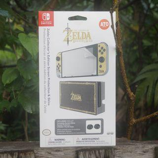 nintendo switch skins zelda