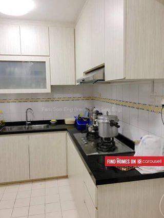 Price below market value, kitchen renovated