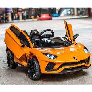 Electric Children Ride On Lamborghini car sport with remote