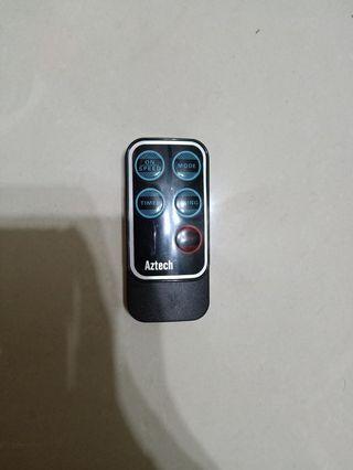 🚚 Aztech fan remote control