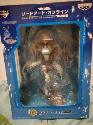 🚚 SAO Asuna Game Project 5th Anniversary A Prize