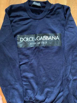 Dolce Gabbanna Sweater