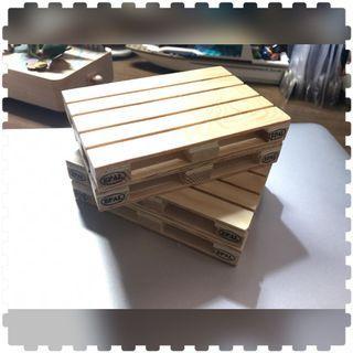 木製 貨板卡板 座枱擺設