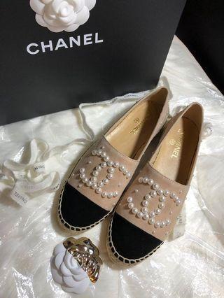 分享客人訂購既 Chanel 草鞋水貨