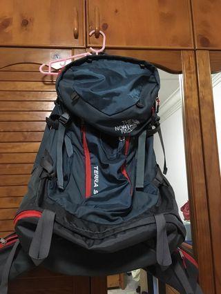 🚚 TNF the northface terra 50 backpack