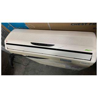 LG Air Cond 1.5HP (FREE installation in KL area)