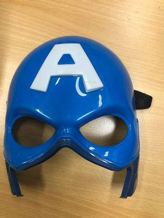 Captain America Mask with light for kids